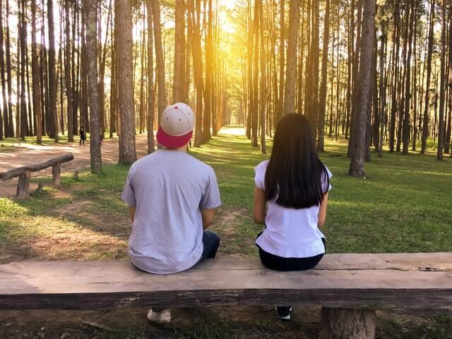 Você quer voltar para o antigo relacionamento? Por quê?