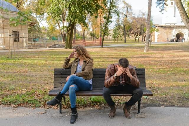 Como responder às provocações do ex?